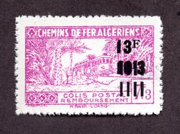 Algérie Colis Postaux  N°212a N** LUXE  Cote 15 Euros !!!RARE - Algérie (1924-1962)