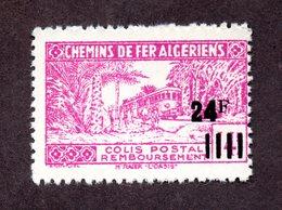 Algérie Colis Postaux  N°215a N** LUXE  Cote 15 Euros !!!RARE - Algérie (1924-1962)