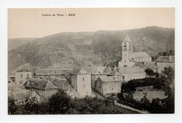 - CPA BAR (12) - Canton De Najac (vue Générale) - - Frankreich