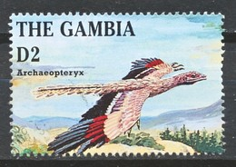 TIMBRE - GAMBIE  - Oblitéré - Gambie (1965-...)