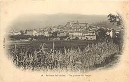-dpts Div.-ref-AG379- Hérault - Poujol - Environs De Lamalou Les Bains - Vue Generale - Carte Bon Etat - - France