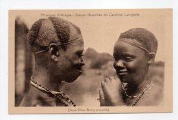 - CPA RWANDA - Missions D'Afrique - Deux Filles Banyarwanda - - Rwanda