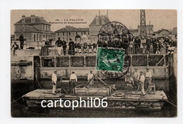 - CPA LA PALLICE (17) - Manoeuvre De Scaphandriers 1909 (belle Animation) - N° 182 - - La Rochelle