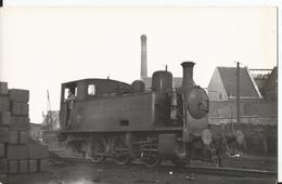 Photo - Locomotive - La Meuse  (Belgique ) - Machine 53 - - Trains