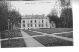 CONGIS  La  Château Sergent - France
