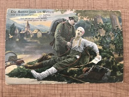 Die Sonne Fank Im Weften - War 1914-18