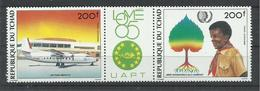CHAD YVERT AEREO 290A     MNH  ** - Chad (1960-...)