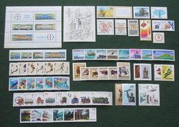 Poland 1976 - Mint MNH ** - Complete Year Set Of 61 Stamps + 2 Blocks --- Full Pologne Polonia Polen --- Ro - Pologne