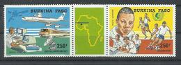 BURKINA FASO YVERT AEREO   310A    MNH  ** - Burkina Faso (1984-...)