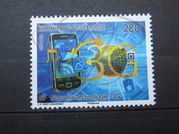 VEND BEAU TIMBRE DE NOUVELLE-CALEDONIE N° 1164 , XX !!! - Nieuw-Caledonië