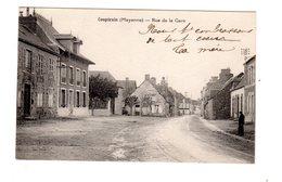 CPA 53 - Couptrain ( Mayenne ) - Rue De La Gare - Couptrain