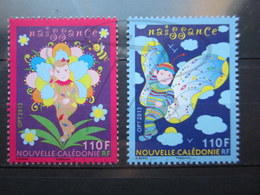 VEND BEAUX TIMBRES DE NOUVELLE-CALEDONIE N° 1190 + 1191 , XX !!! (b) - Nuevos