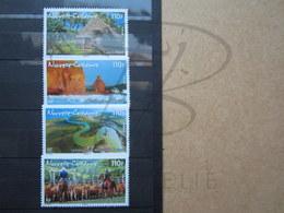 VEND BEAUX TIMBRES DE NOUVELLE-CALEDONIE N° 1154 - 1157 , XX !!! - Nieuw-Caledonië
