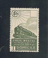Colis Postaux  N°  176** , Nstc - Parcel Post