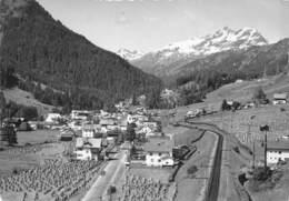 Autriche - Vorarlberg - ST. ANTON A/ARLBERG - Voie Ferrée - Timbre - Autriche
