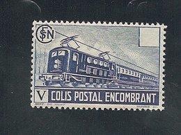 Colis Postaux  N°  182** , Nstc - Parcel Post