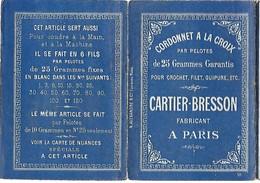 Livret Pour Crochet Cartier-Bresson - Loisirs Créatifs