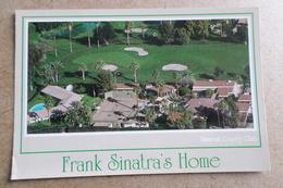 FRANK SINATRA'S HOME - Rancho Mirage California ( Etats Unis ) - Palm Springs