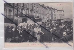 Castres (81) Marché à La Volaille - Castres