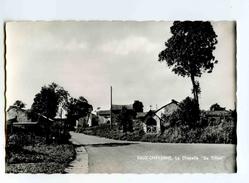 """C 176  -  Vaux-Chavanne  -  La Chapelle  """" Au Tilleul """"  -  Photo Véritable - Manhay"""