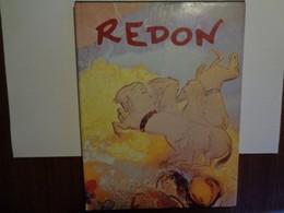 REDON   Editions Fabbri 1989 - Art
