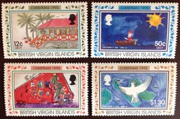 British Virgin Islands 1995 Christmas MNH - Iles Vièrges Britanniques
