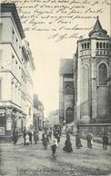 LIÈGE - La Rue Saint Pierre. - Liege