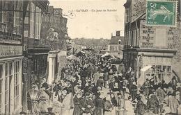 *GAVRAY. UN JOUR DE MARCHE - Autres Communes