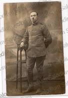 1918 - Prima Guerra Mondiale Ww1 1gm - Militare - Alpino Alpini  Cartolina Fotografica - Guerre, Militaire