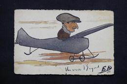AVIATION - Carte Postale  - Illustrateur E.A. En 1912 - L 24650 - Aviation