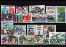 TAAF Année Complète 1993 Postes Et PA Timbres Neufs ** - French Southern And Antarctic Territories (TAAF)