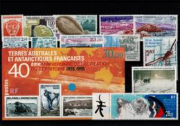 TAAF Année Complète 1995 Postes Et PA Timbres Neufs ** - French Southern And Antarctic Territories (TAAF)