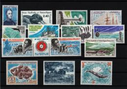 TAAF Année Complète 1996 Postes Et PA Timbres Neufs ** - French Southern And Antarctic Territories (TAAF)