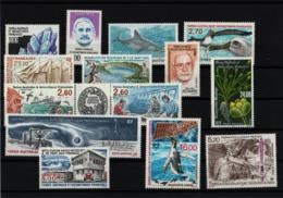 TAAF Année Complète 1998 Postes Et PA Timbres Neufs ** - French Southern And Antarctic Territories (TAAF)