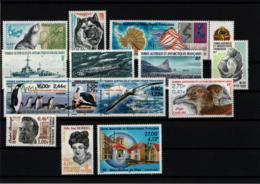 TAAF Année Complète 2000 Timbres Neufs ** - Terres Australes Et Antarctiques Françaises (TAAF)