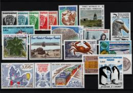 TAAF Année Complète 2002 Timbres Neufs ** - French Southern And Antarctic Territories (TAAF)