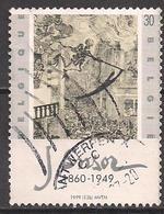 Belgien  (1999)  Mi.Nr.  2882  Gest. / Used  (3ah12) - Belgien