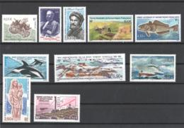 TAAF Année Complète 2006 Timbres Neufs ** - French Southern And Antarctic Territories (TAAF)