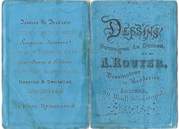 A ROUYER  N°151- Dessins Pour Ouvrages Pour Dames   RARE - Loisirs Créatifs