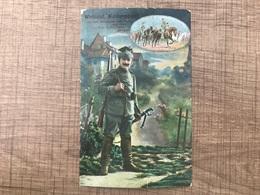 Wohlauf Kameraden - War 1914-18