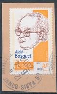 France - Alain Bosquet YT 3462 Obl Sur Fragment - France