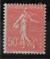SEMEUSE FAUX De MARSEILLE  - YVERT N° 199 ** MNH - COTE MAURY 2009 = 55 EUR - 1903-60 Sower - Ligned