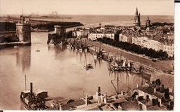 CPA 17 -- LA ROCHELLE -- Vue Panoramique Du Port De LA ROCHELLE - La Rochelle