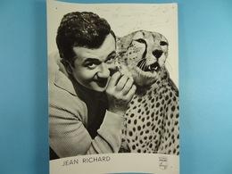 Jean Richard Dédicace - Personalidades Famosas
