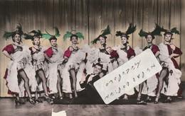 PARIS - LE BAL DU MOULIN ROUGE - Le Ballet Du French Cancan Dans Les Années 50 - Parigi By Night