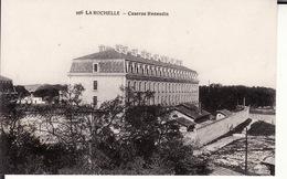 CPA 17 -- LA ROCHELLE -- Caserne Renaudin - La Rochelle