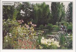 AK-152 -  Giverny - Le Jardin De Claude Monet - France