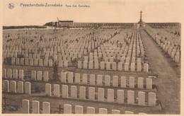 CPA - Belgique - Passchendaele-Zonnebeke - Tyne Cot Cemetery - Zonnebeke