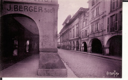 CPA 17 -- LA ROCHELLE -- Rue Du Palais - La Rochelle