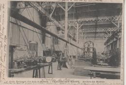 CPA 51. Chalons Sur Marne. Ecole Nationale Des Arts Et Métiers. Atelier Des Modèles. 1903 - Châlons-sur-Marne